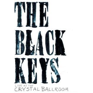 <i>Live at the Crystal Ballroom</i> 2008 video by The Black Keys