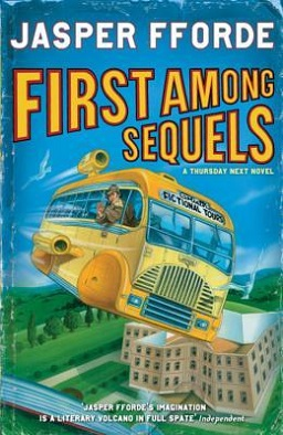 <i>First Among Sequels</i> novel by Jasper Fforde