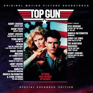 top gun soundtrack wikipedia