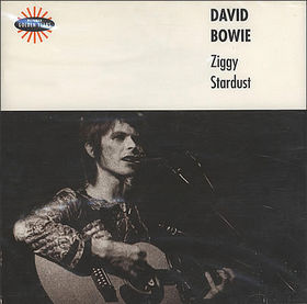 1972 song by David Bowie
