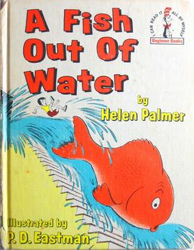 Fish out of water quotes quotesgram for Book with fish bowl on cover