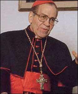 Adolfo Suárez Rivera Catholic cardinal