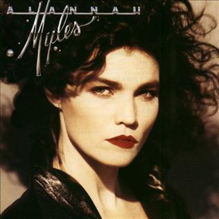 <i>Alannah Myles</i> (album) 1989 studio album by Alannah Myles