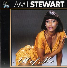 <i>All of Me</i> (Amii Stewart album) 1995 greatest hits album by Amii Stewart