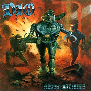 <i>Angry Machines</i> 1996 studio album by Dio