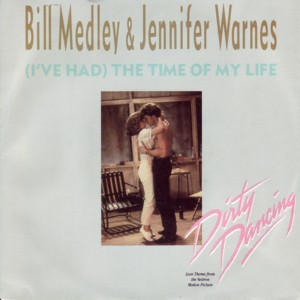 Bill Medley and Jennifer Warnes — (I've Had) The Time of My Life (studio acapella)
