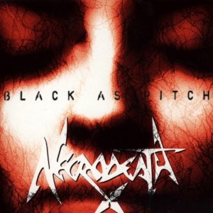 <i>Black as Pitch</i> album by Necrodeath
