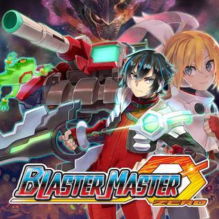 <i>Blaster Master Zero</i> 2020 action adventure video game