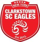 Clarkstown SC Eagles Logo (2013-2017)