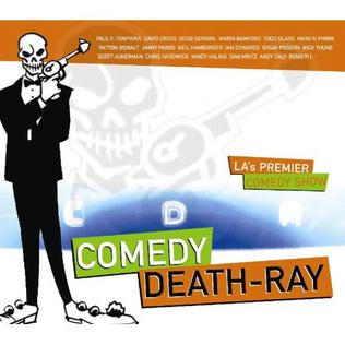 <i>Comedy Death-Ray</i> (album) 2007 compilation album by Various artists