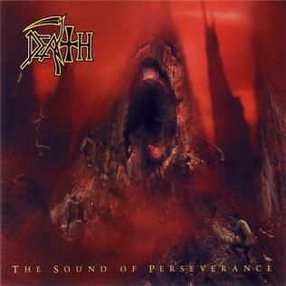 <i>The Sound of Perseverance</i> 1998 studio album by Death