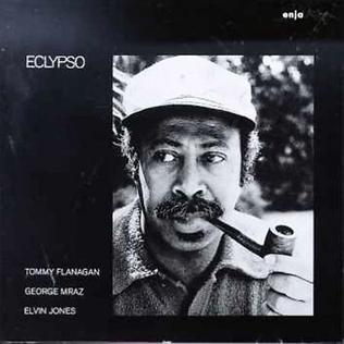 <i>Eclypso</i> (album) 1980 studio album by Tommy Flanagan, George Mraz and Elvin Jones