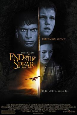 of end spear a the at