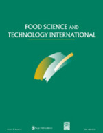 <i>Food Science and Technology International</i> peer-reviewed scientific journal