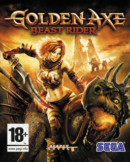 <i>Golden Axe: Beast Rider</i> video game