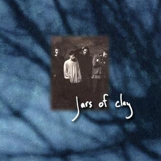 <i>Jars of Clay</i> (album) 1995 studio album by Jars of Clay