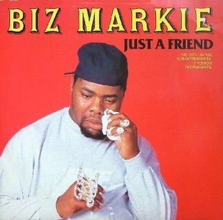 Just a Friend single by Biz Markie