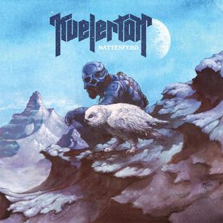 <i>Nattesferd</i> 2016 studio album by Kvelertak
