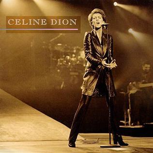 <i>Live à Paris</i> 1996 live album by Celine Dion