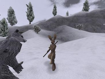 Lugaru Screenshot