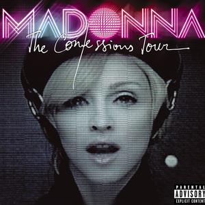 <i>The Confessions Tour</i> (album) 2007 live album by Madonna