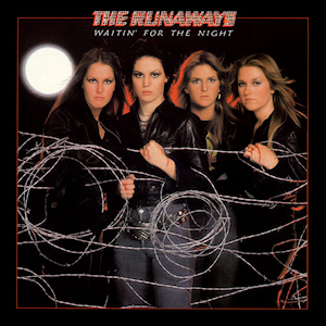 <i>Waitin for the Night</i> 1977 album by The Runaways