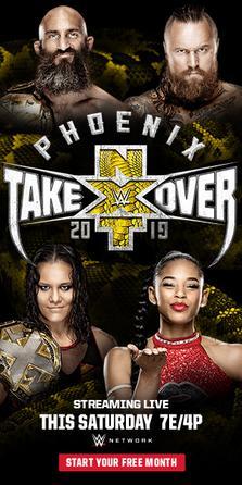 NXT TakeOver: Phoenix - Wikipedia