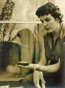 Mercedes Pardo Venezuelan painter