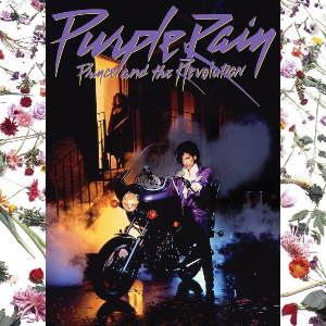 Image result for Prince & The Revolution - Purple Rain (1984)