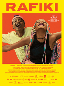 Image result for rafiki film