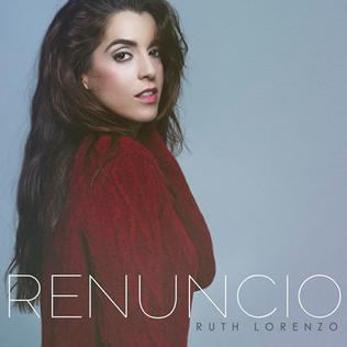 Renuncio (song)