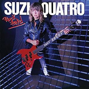<i>Rock Hard</i> (album) 1980 studio album by Suzi Quatro