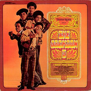 1969 studio album by the Jackson 5