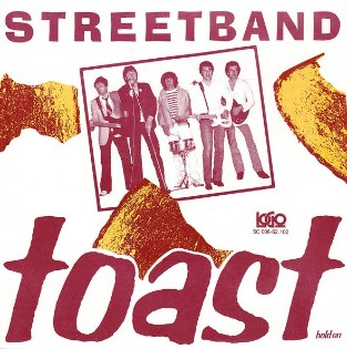 Toast (Streetband song) 1978 single by Streetband