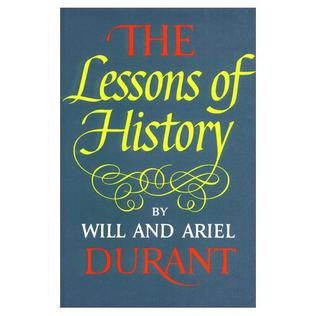 <i>The Lessons of History</i>