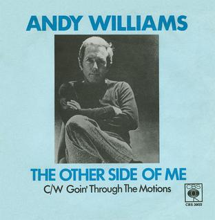 The Other Side of Me (Neil Sedaka song) 1976 single by Andy Williams