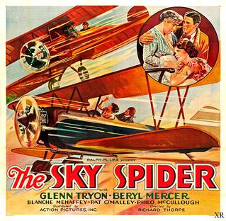 <i>The Sky Spider</i> 1931 film