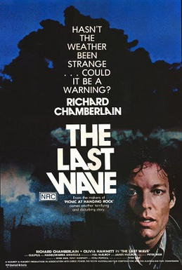 The Last Wave (1977) movie poster