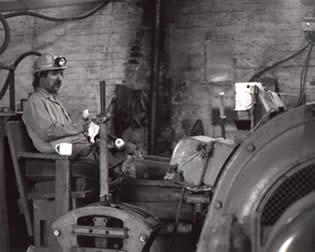 Mining in Wales