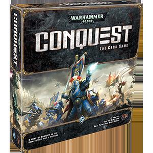 <i>Warhammer 40,000: Conquest</i> living card game