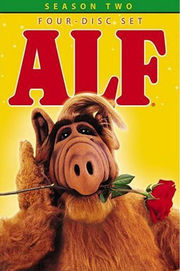 alf season 2 - Alf Halloween Episode