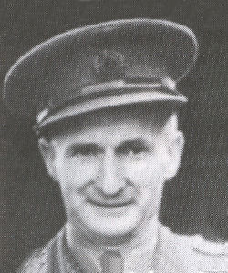 Sandy Campbell (British Army officer) Recipient of the George Cross