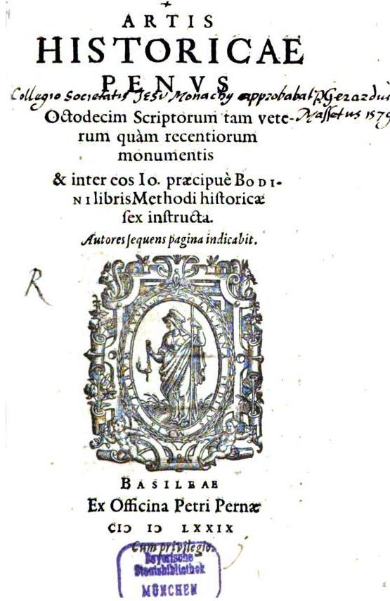 Artis Historicae Penus