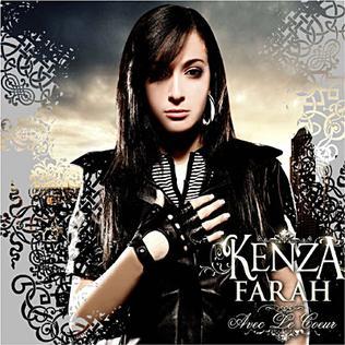 <i>Avec le coeur</i> 2008 studio album by Kenza Farah