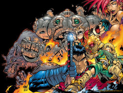 Battle Chasers movie