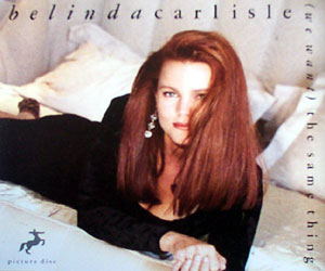 Belinda carlisle is bisexual