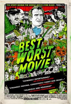 Best Worst Movie (2009) movie poster