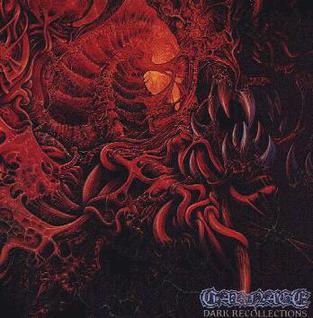 <i>Dark Recollections</i> 1990 studio album by Carnage