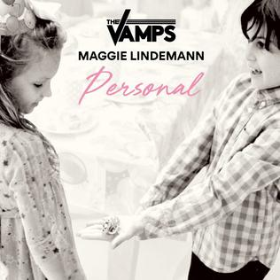 Personal (The Vamps song) 2017 single by The Vamps