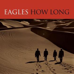 Cover image of song How Long by Eagles